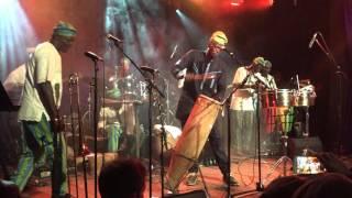 """Danialou Sagbohan: """"Houhon"""" (Live Paris 2015)"""