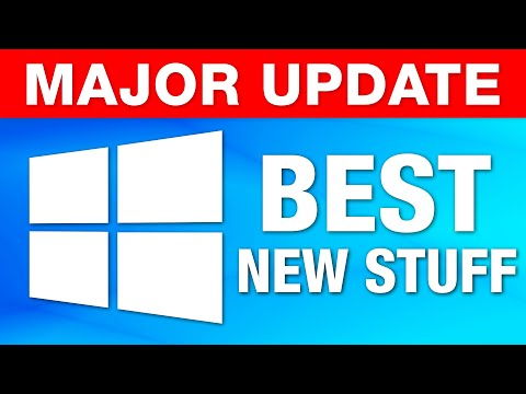 """Windows 10 Major """"May Update"""" - Best New Changes! (2020)"""