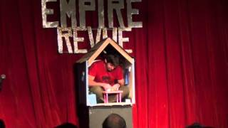 Empire Revue April 2016 Sparkling Beatniks Tiny House