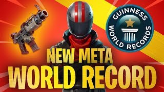 SOLO VS DUO WORLD RECORD 31 KILLS AVEC LA NEW META! (FORTNITE WORLD RECORD BATTLE ROYALE)