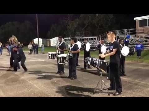 "Person High School Blue Rock Performance At Halifax High School Pt.4 9/817  ""Jig"""