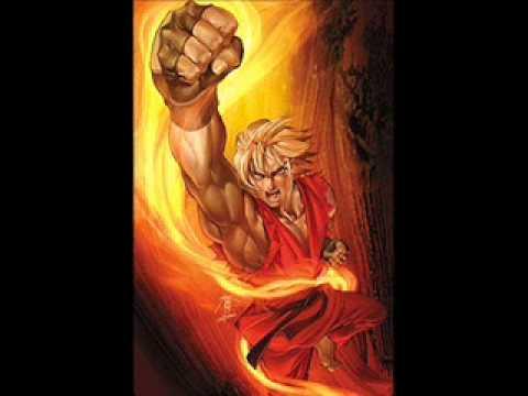 Street Fighter II Ken's Theme (rock version) - YouTube