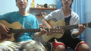 Trở về- Bức Tường guitar cover :)