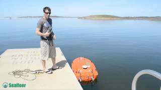 Seafloor Systems - Surveying with the RC Echoboat