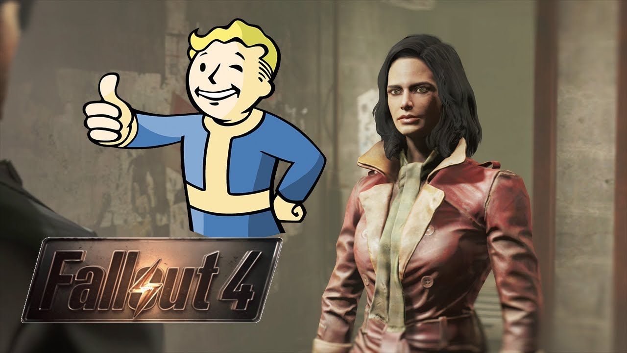 Fallout 4 | Romance With Piper | Take Piper To Bed - YouTube