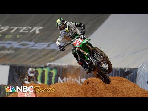 Supercross 450SX Season Recap: Eli Tomac makes history with first title   Motorsports on NBC