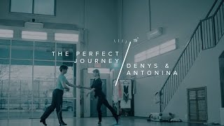 Minos Papas' Perfect Journey feat. Denys & Antonina // TUMI x Tribeca Film Festival