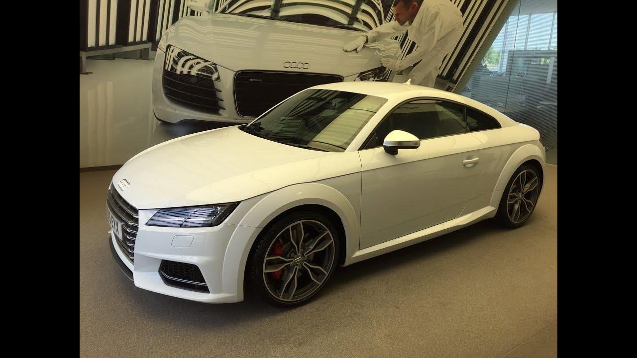 2015 Mk3 Audi Tts 310ps Quattro S Tronic Youtube