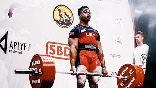Russel Orhii - 2019 83KG IPF World Champion | 833kg World Record Total