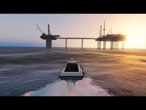 Offshore Production Facilities 1.2  - How to go [GTAV OIL RIG]