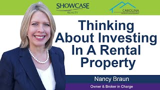 Thinking about Investing in a Rental Property - WATCH THIS