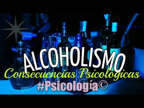 Alcoholismo y sus Consecuencias Psicológicas #Psicologia