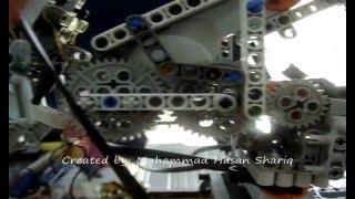 [NXT Robot] Fastest Lego Robotic Arm