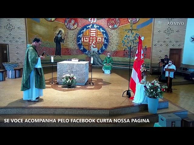 [AO VIVO] Missa 10º Domingo do Tempo Comum | 06/06/2021