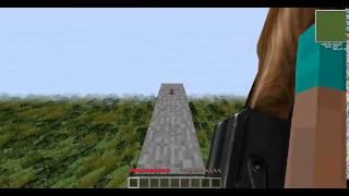 Обзор мода Minecraft - S.T.A.L.K.E.R.