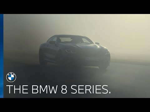 The BMW 8 Series | Introducing The 8.