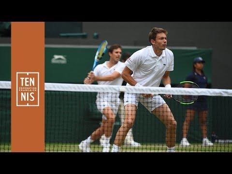 Wimbledon 2019 : Mahut et Roger-Vasselin dans le dernier carré ! | FFT