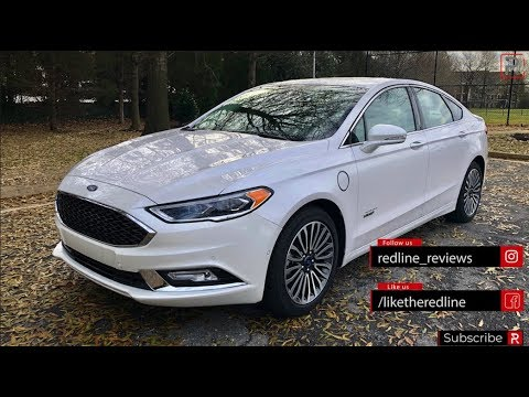 2019 Ford Fusion Energi – A Dying Family Sedan?
