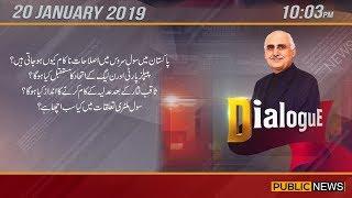 Baixar Dialogue with Haider Mehdi & Sara Ilyas | 20 January 2019 | Public News