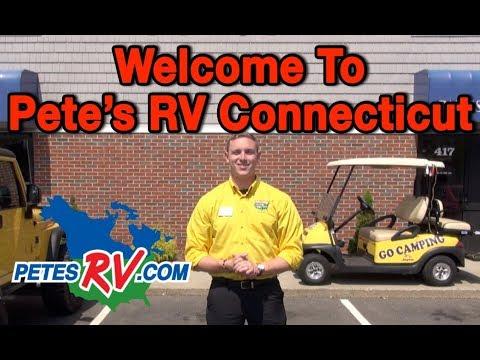 Connecticut RV Dealer & Camper Sales   Pete's RV Center