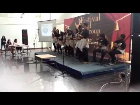Vocal Group Himatek - Yamko Rambe Yamko, Bersatulah Indones