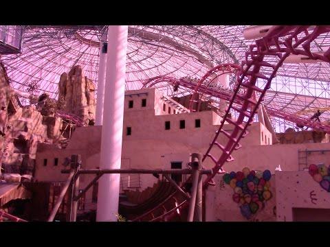 Adventuredome Walkthrough Circus Circus Las Vegas, Nevada