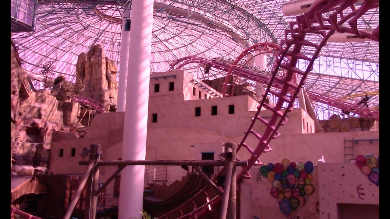 Circus Circus Adventuredome Water Ride