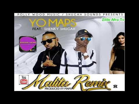 Yo Maps ft Shenky_Malita-Prod By Maps (Official Audio 2018)