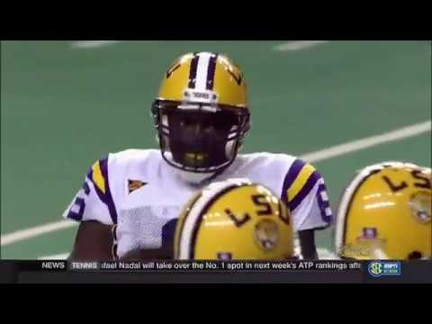 2001 SEC Championship - LSU vs. Tennessee (HD)