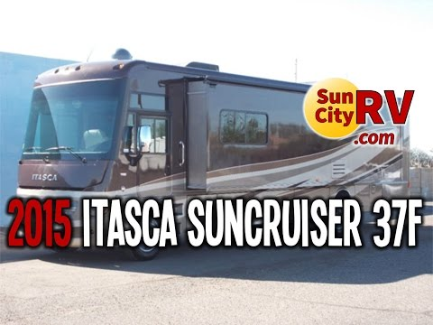 Itasca Suncruiser 37F RV For Sale 2015 | Sun City RV | Phoenix