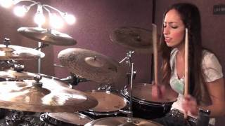 FAITH NO MORE - GET OUT - DRUM COVER BY MEYTAL COHEN