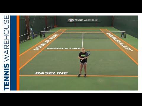Beginner Tennis Terms & Vocabulary Explained Vol. 1