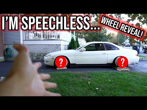 I BOUGHT $4,000 WHEELS FOR THE SOARER...