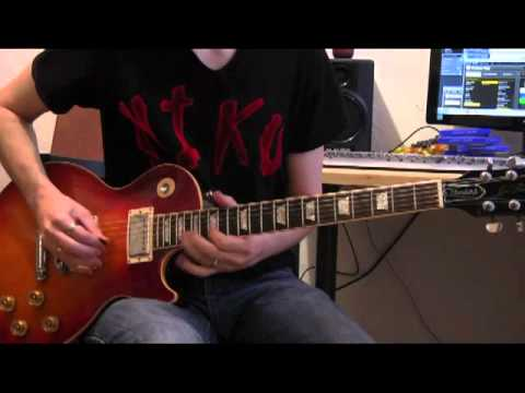 Slash – Anastasia (Full guitar cover)