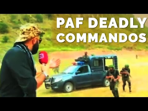 Air Force Commandos SSW - MAHAAZ SPECIALS - 12 March 2017