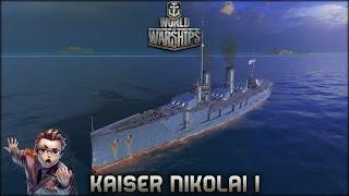 World of Warships // KAISER NIKOLAI I sucht einen neuen Besitzer :)
