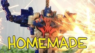 Transformers: Age of Extinction Trailer - Homemade Shot for Shot