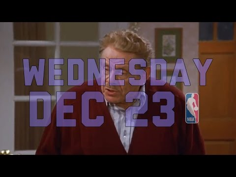 NBA Daily Show: DEC. 23 - The Starters
