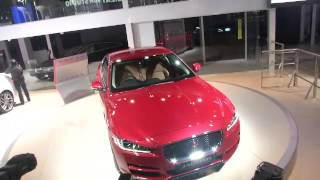 Jaguar XE AUTO EXPO 2016 launches by Katrina
