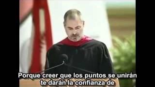 Steve Jobs, discurso en Stanford  2005 - Sub.Español