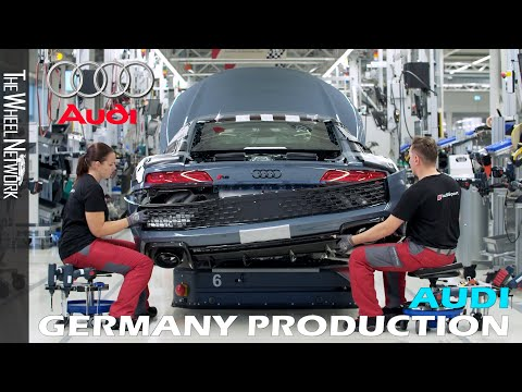 Audi Production in Germany