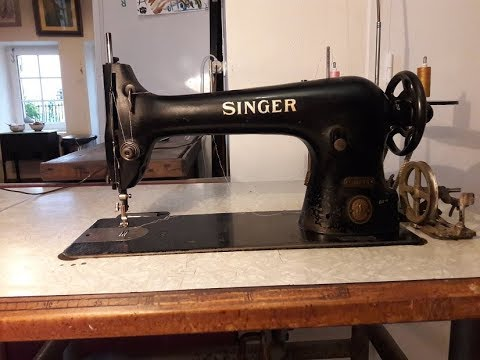 machine coudre industrielle singer 31k15 en vente ittybitsy youtube