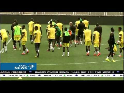 Bafana squad vs Senegal clash: Velile Mbuli