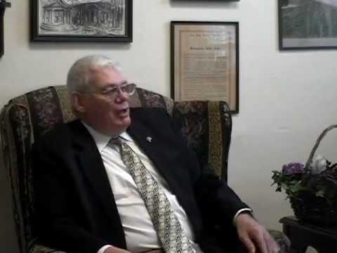 Oak Ridge Military Academy - LTC George Ferguson - Interview