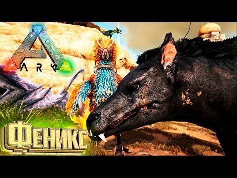 ЭНДРЮСАРХ И ФЕНИКС - ARK Scorched Earth СП #8