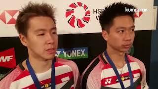 Marcus dan Kevin Setelah Berhasil Pertahankan Gelar All England 2018