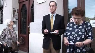 Portugál Nagykövetség megemlékezése - Újpesti rakpart 5. Thumbnail