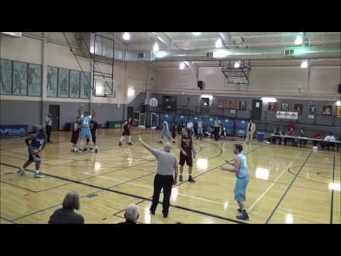 ABA Pro Basketball: San Diego Surf vs Nevada Senators