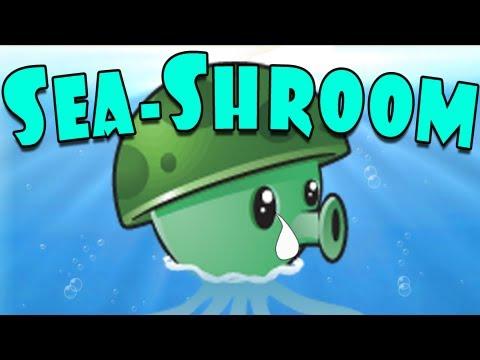 Plants vs Zombies - Sea-shroom song failure!