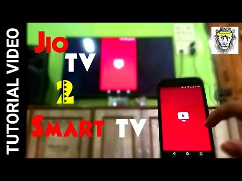 How to Cast JIO TV app on Your Smart TV [No Root Required]